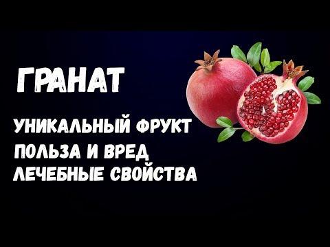 Гранат Уникальный Фрукт. Польза и Вред. Лечебные Свойства.