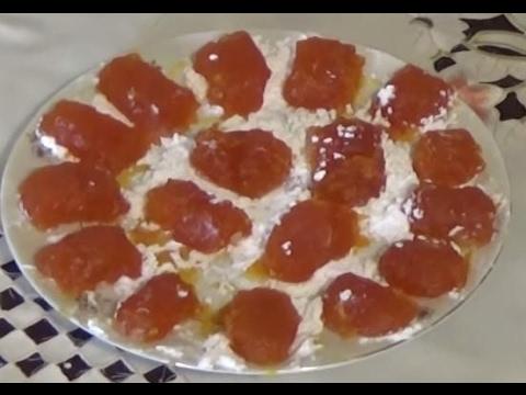 Мармелад из тыквы с апельсином