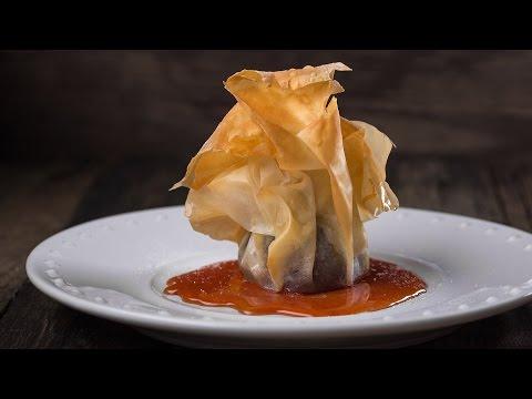 DOLCISSIMO - Хрустящий Инжир || FOOD TV