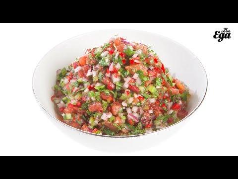Пико-де-гальо — мексиканская сальса