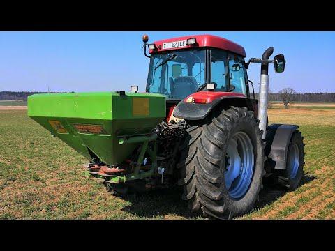 весенняя подкормка озимой пшеницы видео 06.04.2019