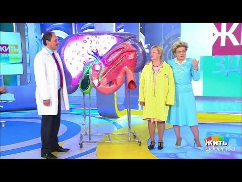 Хронический панкреатит. Как лечить? Жить здорово! (13.06.2018)