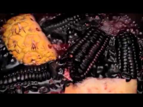 Перуанский напиток Чича Морада