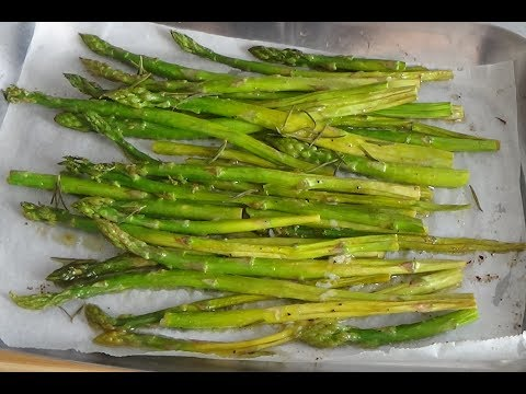 Спаржа. Вкуснотища!!! Как легко и вкусно приготовить спаржу? Asparagus recipe / kuşkonmaz tarifi