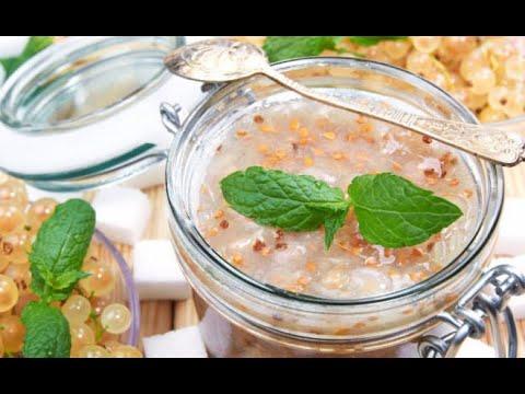 Варенье из белой Смородины просто быстро вкусно!!!