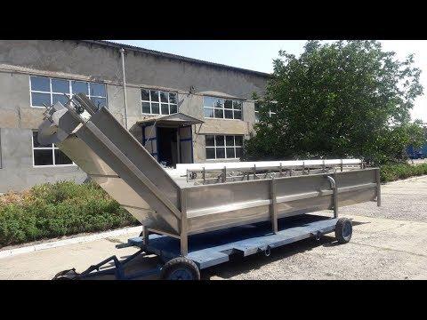 Сульфитатор, машина для сульфитирования, сульфитации картофеля V-HN923