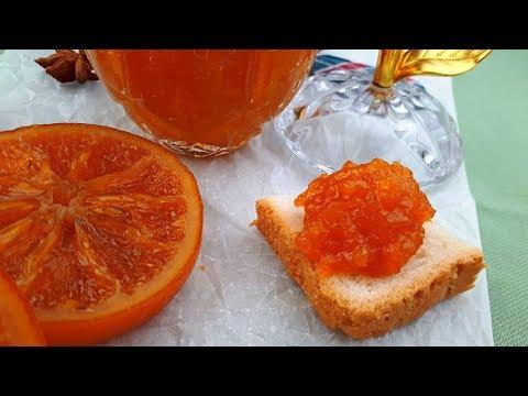 Морковно-Апельсиновый Конфитюр. Тонкий Аромат, Нежный Вкус! Конфитюр Рецепт Приготовления!