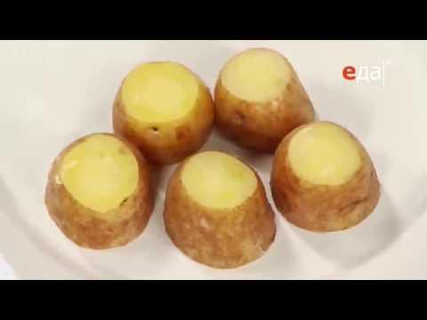 Вареная картошка в мундире рецепт от шеф-повара / Илья Лазерсон