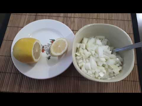 Как убрать горечь у лука/How to remove the bitterness of an onion