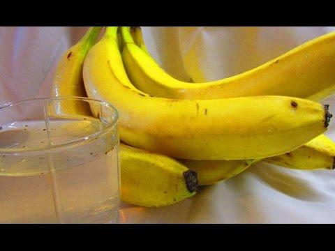 Чудо удобрение для рассады и домашних растений из банановой кожуры