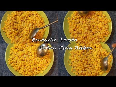 Обзор консервированной кукурузы. Полезные советы.