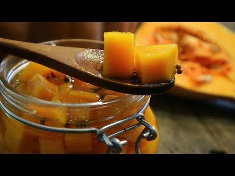 Маринованная тыква быстрого приготовления. Блюда из тыквы на зиму | Pickled pumpkin. Best recipe