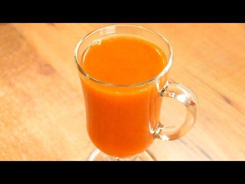 Морковно-яблочный сок на зиму / Carrot-apple juice ♡ English subtitles