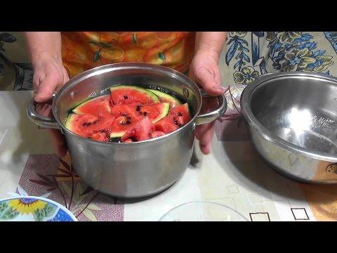 Солёные (квашеные) арбузы.