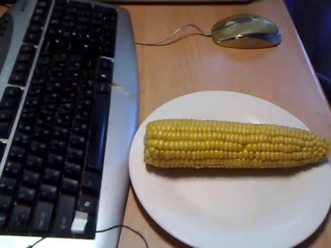 Супер способ хранения кукурузы и варки сохраненной кукурузы