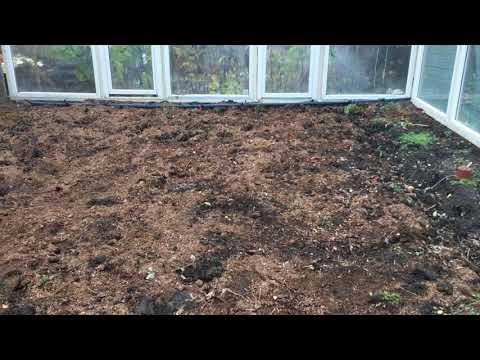 Подготовка почвы в теплице к новому сезону