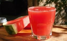 Чем полезен арбузный сок и как его правильно приготовить в домашних условиях