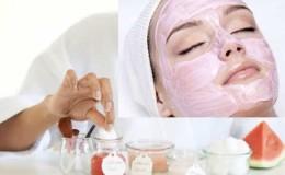 Простые и эффективные маски из арбуза для лица и волос в домашних условиях