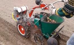 Обзор картофелесажалки КСМ 4: характеристики, инструкция по использованию и отзывы