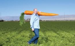 Рекордсмены среди овощей: какая самая большая морковка в мире и кто её вырастил