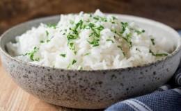 Калорийность и БЖУ вареного риса