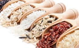Какие бывают виды риса и в чем их особенности