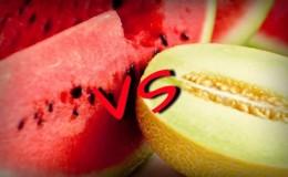 Что полезнее — арбуз или дыня: сравнение составов и свойств
