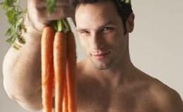 Морковь — лучшая подруга для мужской потенции