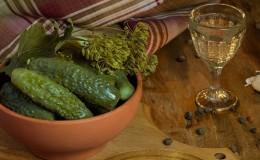 Холодный способ маринования огурцов: рецепты