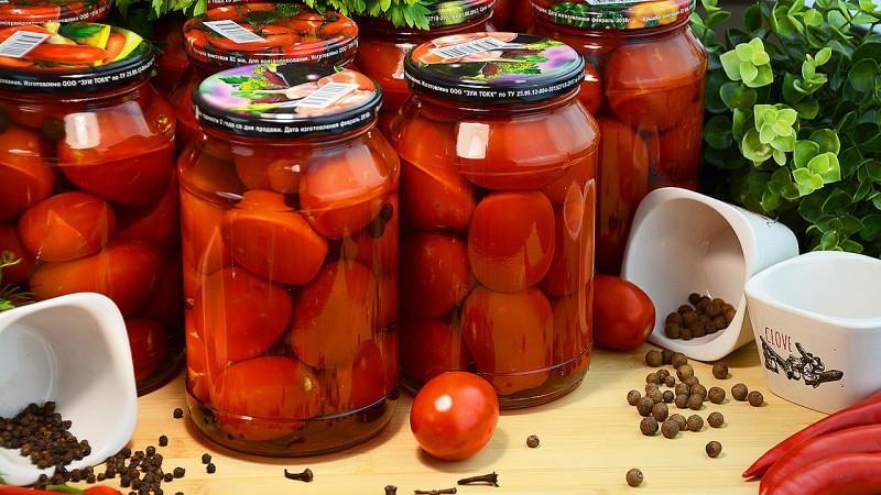 Лучшие рецепты для заготовки бурых помидор на зиму