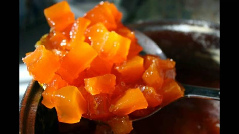 Как приготовить тыквенный мармелад в домашних условиях: пошаговая инструкция и лучшие рецепты