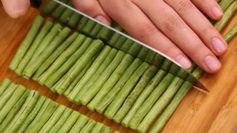 Подборка лучших способов, как заморозить стручковую фасоль, сохранив максимум пользы и вкуса