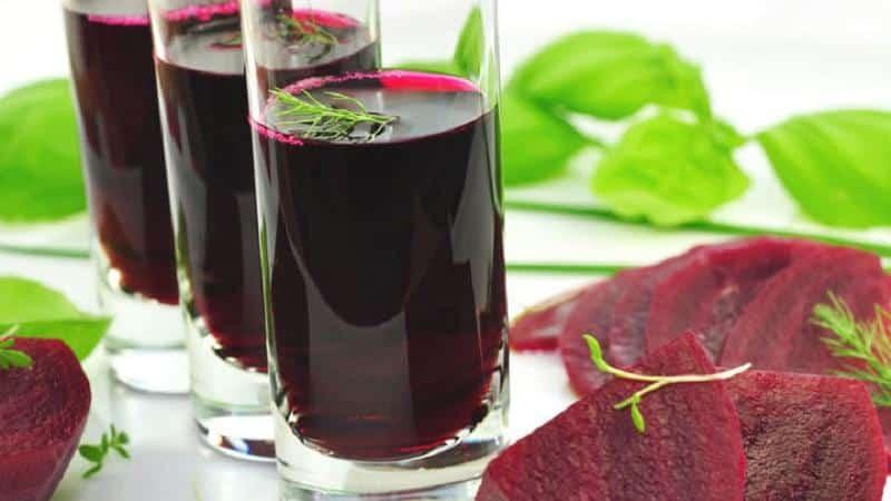 Помогает ли сок свеклы от насморка и как приготовить натуральные капли для детей и взрослых