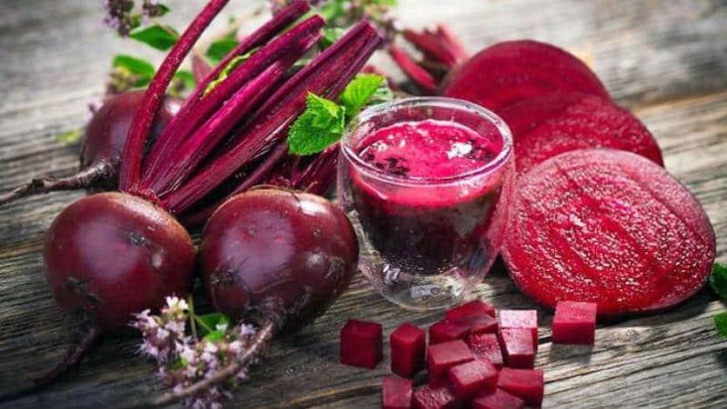 Сок свеклы при гайморите: выбираем рецепт и применяем правильно