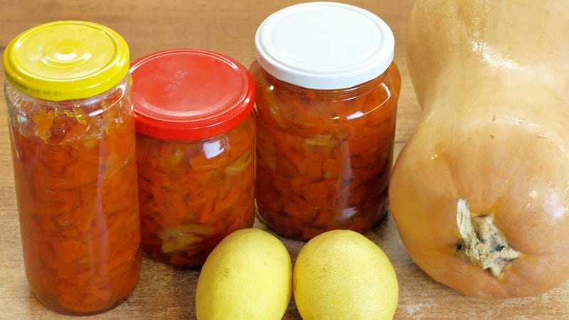 Как приготовить варенье из тыквы: лучшие рецепты вкусного десерта с различными добавками