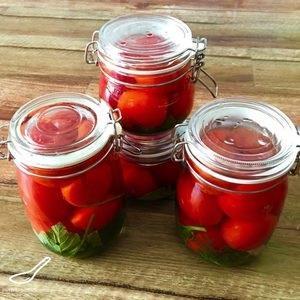 Самые вкусные рецепты консервированных помидоров черри: лучшие заготовки на зиму из миниатюрных томатов