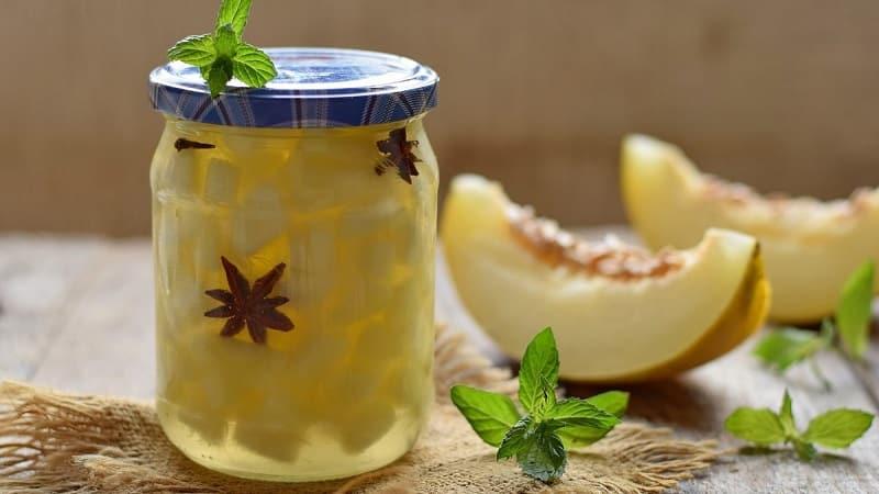 Как приготовить маринованную дыню: лучшие рецепты экзотических закусок