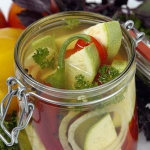 Самые вкусные и простые рецепты, как засолить кабачки на зиму в банках