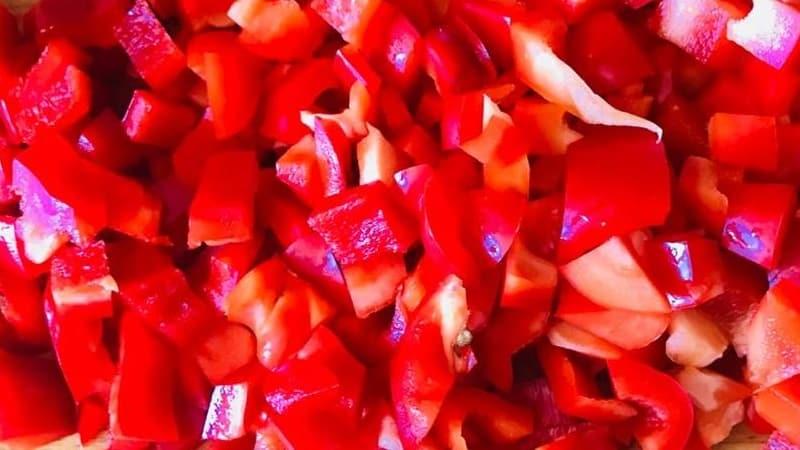 Как заморозить болгарский перец на зиму: делаем полезные заготовки для вкусных блюд