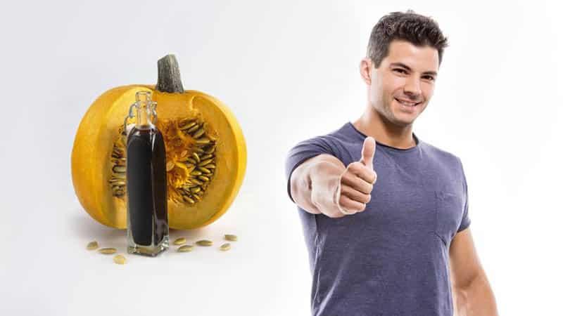 Чем полезна тыква для мужчин и как её правильно употреблять с максимальным лечебным эффектом