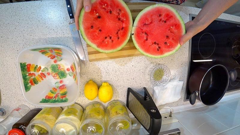 Как приготовить джем из мякоти арбуза: рецепты вкусных и ароматных десертов