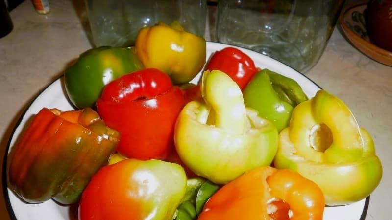 Как приготовить квашеный болгарский перец на зиму целиком: лучшие рецепты и полезные советы