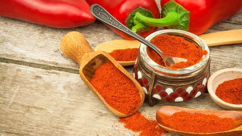 Красный перец и паприка: чем они отличаются между собой