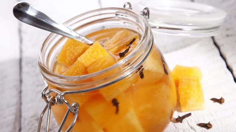Топ самых вкусных рецептов маринованной тыквы: делаем необычные заготовки и удивляем гостей