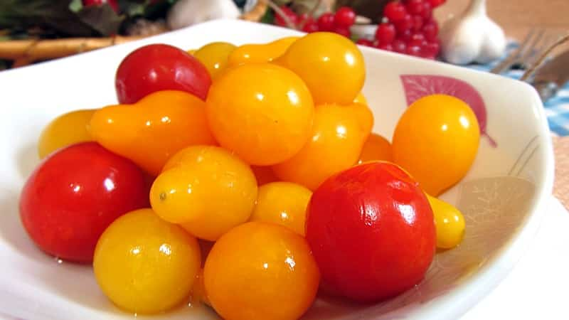 Заготовка помидоров черри на зиму: самые вкусные рецепты консерваций и рекомендации по их приготовлению