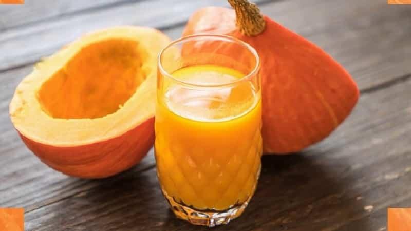 Польза и вред тыквенного сока для мужчин, женщин и детей