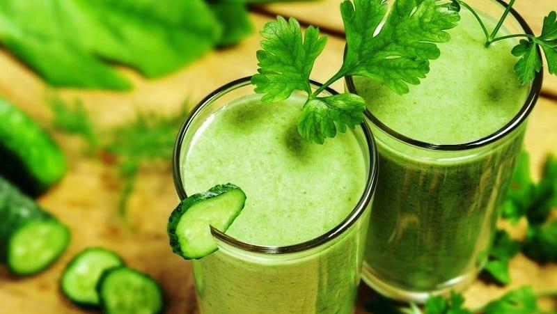 Как действует на организм сок из огурцов: польза и вред, способы применения