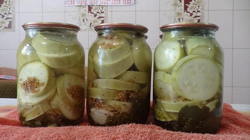 Как приготовить маринованные кабачки на зиму без стерилизации: лучшие рецепты и полезные советы