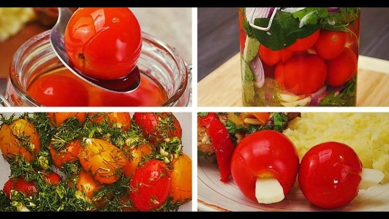 Как приготовить соленые помидоры вкусно и просто: используйте лучшие рецепты опытных домохозяек