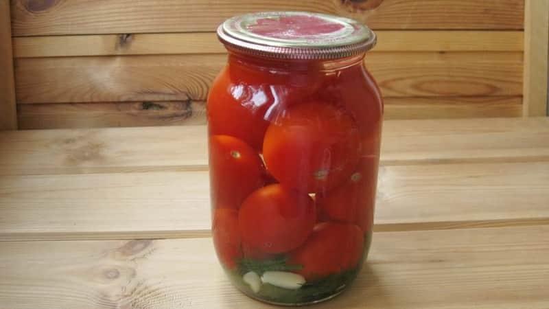 Как приготовить вкусные и оригинальные сладкие помидоры в литровых банках на зиму